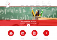 Webseite-Schultraeger